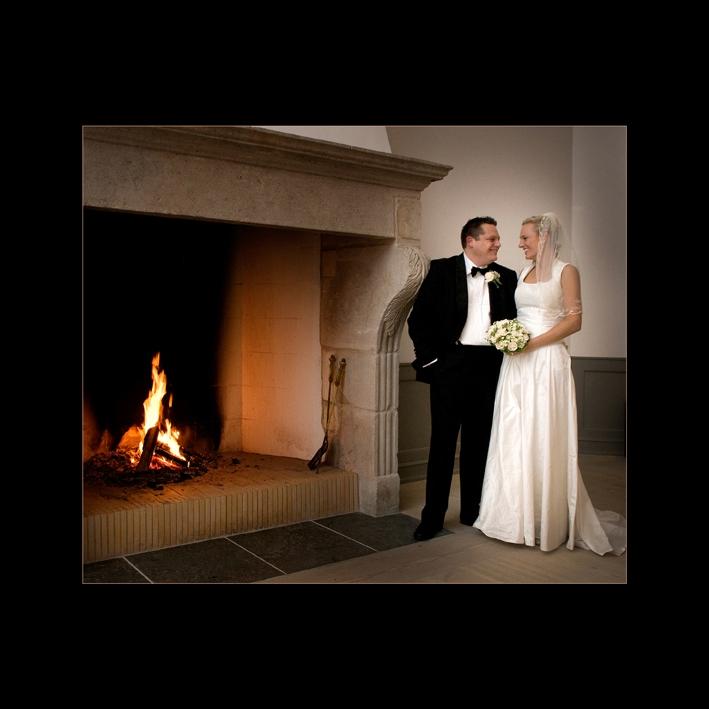 Brudepar på Nimb i Tivoli