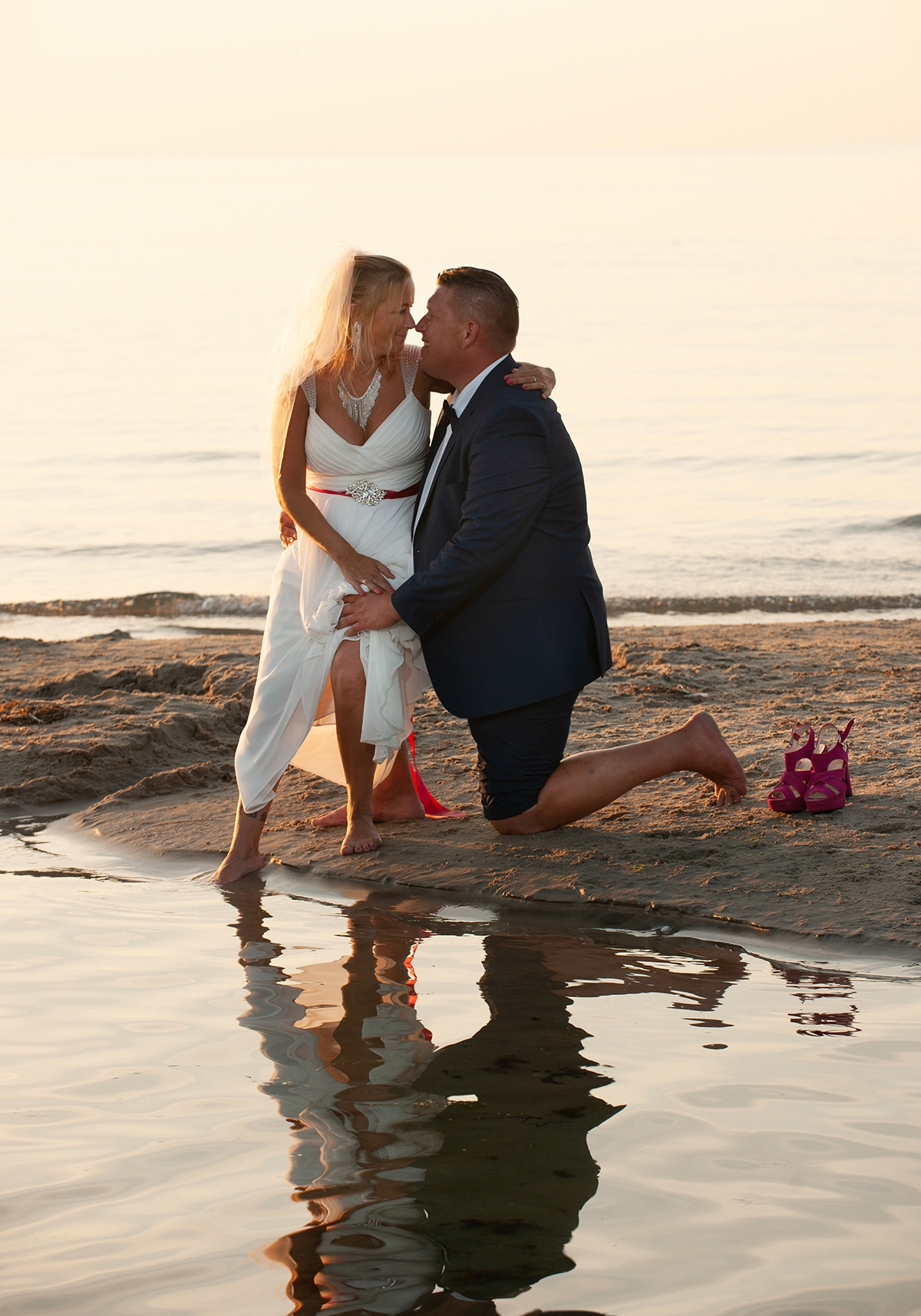 Kærlighed på stranden
