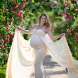 Gravidbillede i naturen