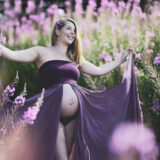 Gravid fotografering i naturen