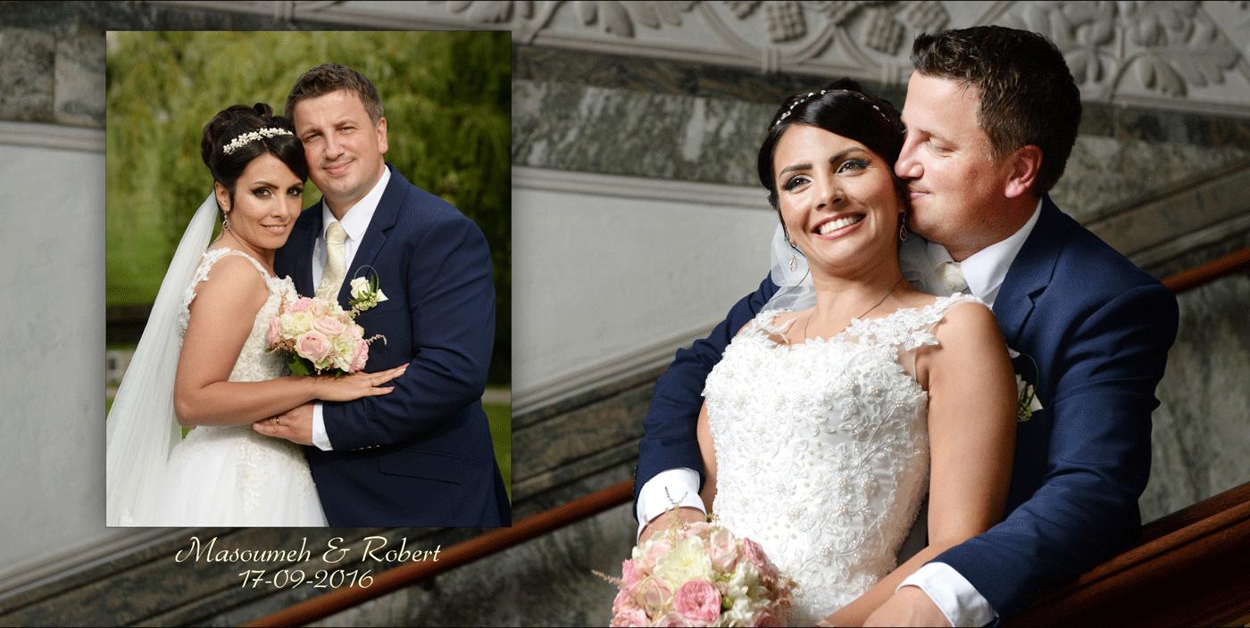 Bryllupsfotograf i Nordsjælland og København laver bryllupsbilleder på tilbud og bryllupsbog fra den store dag